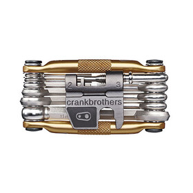 Crankbrothers Multi 17 Bike Tool gold